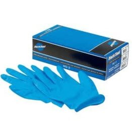 Park Tool Park Tool, MG-2, Nitrile mechanics gloves, Box of 100, L