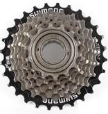 Shimano Shiman, MF-TZ500, 7sp. Freewheel 14-28T