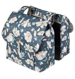 BASIL Basil, Magnlia Duble Bag, Teal Blue