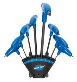 Park Tool +Park Tl, PTH-1.2 P-Handle Hex Wrench Set With Holder