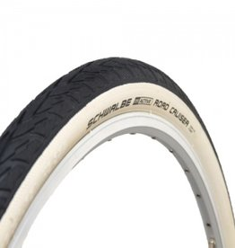 SCHWALBE ROAD CRUISER WHITE WALL 700X32 32-622