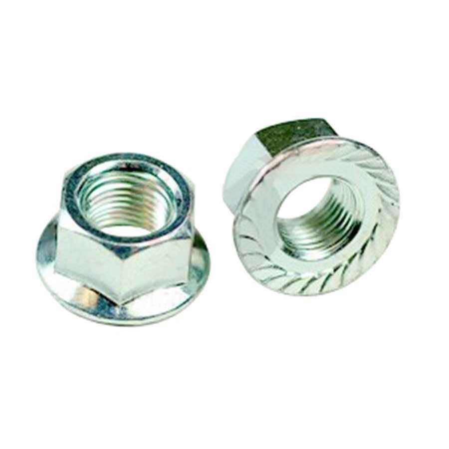 Wheels Manufacturing Wheels Manufacturing, axle nut, 3/8'' x 24tpi
