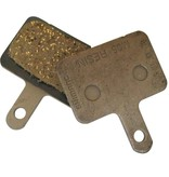 Shimano Shiman, Y8B698010, M05, BR-M515, Disc brake pads, Resin, Pair, B type