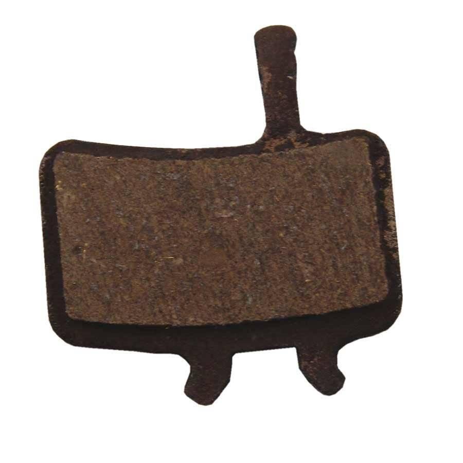 Avid DISC BRAKE PADS, AVID, JUICY & BB7, Organic, Steel back plate, pair