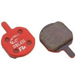 Jagwire Jagwire, Muntain Sprt, Disc brake pads, Semi-metallic, Hayes CX5, MX5, MX4, MX3, MX2, Sle