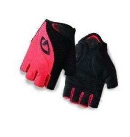 GIRO GLOVES TESSA CORAL/BLACK L