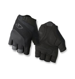 GIRO GLOVES BRAVO GEL GLOVE, XXL, BLACK, GIRO