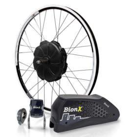 BionX BionX, P350 DV, Electronic Assist System, 700, Black Rim, Black Spokes