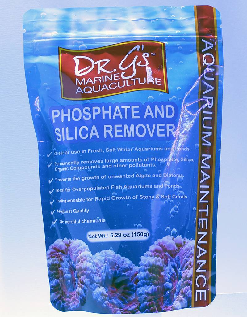 Dr. G's Marine Aquaculture Dr. G's Phosphate Remover