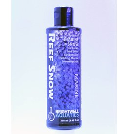 BrightWell Aquatics Brightwell Aquatics Reef Snow 250ml (8.45 oz)