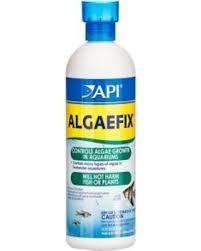 API - Aquarium Pharmaceuticals API ALGAE FIX 16OZ BOTTLE