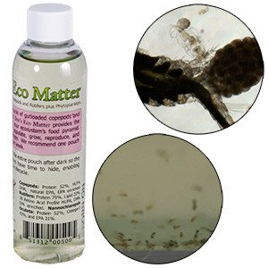 Dr. Eco Systems Docs Eco Matter - Copepods and Rotifers