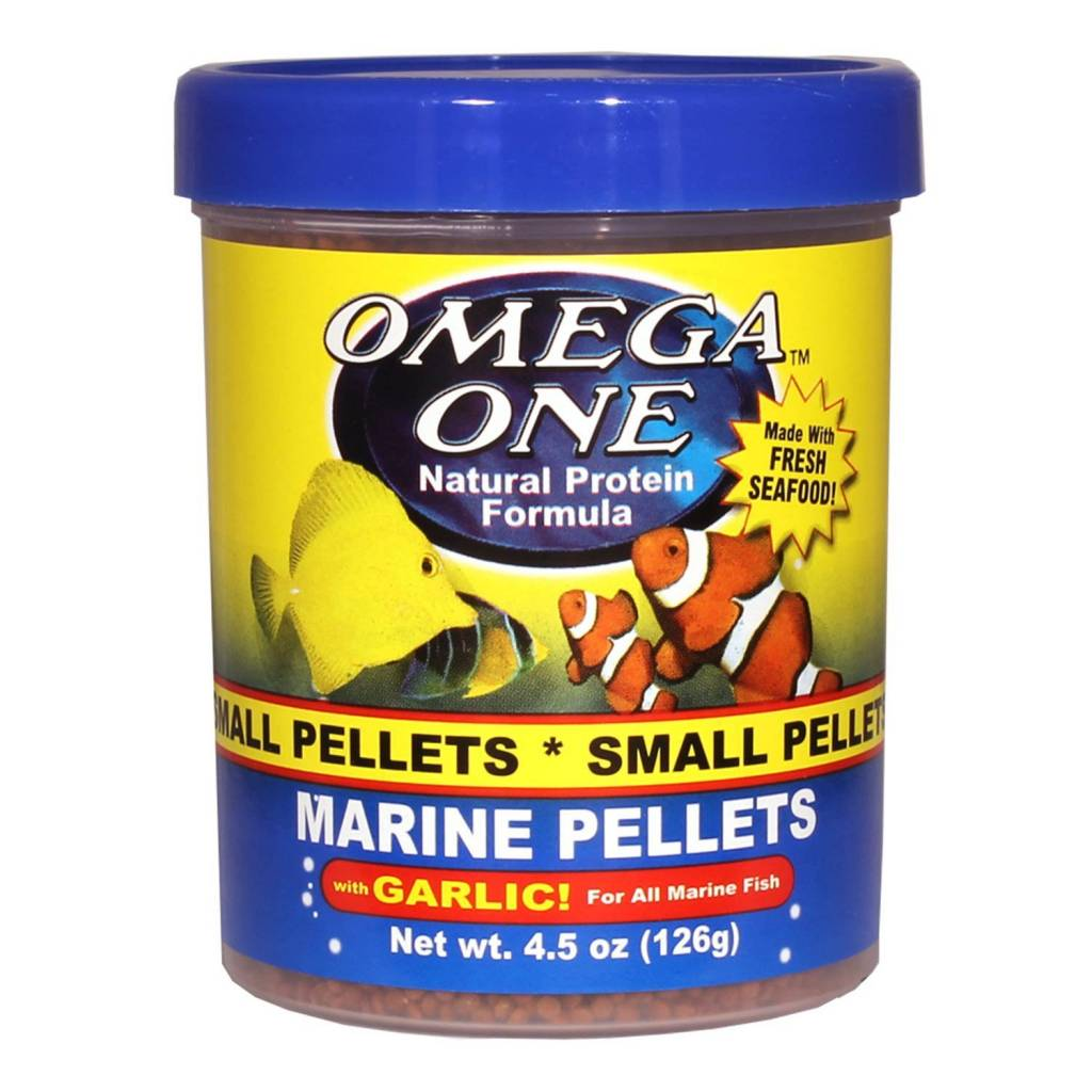 Omega Sea Omega One - Marine Pellets with Garlic