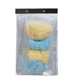 Gold Medal Products Co Cotton Candy Bags, 10/100ct. (GM#3064) Case