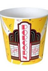 Solo Foodservice Popcorn Tub, 85oz. Premier Design Tub (VP85) 150ct. Case