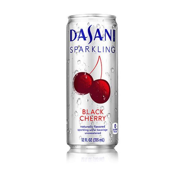 Dasani Dasani, Sparkling Black Cherry 24ct 12oz