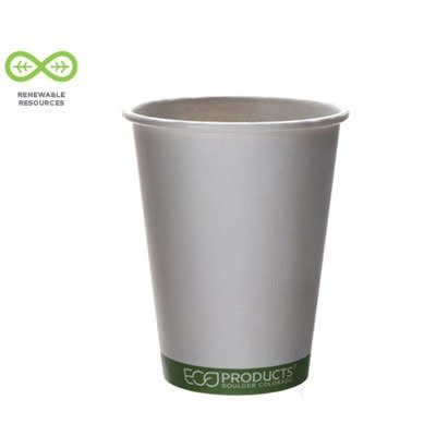 ECO-PRODUCTS Cups, 12oz. Ecotainer Hot Cup 20/50ct. Case