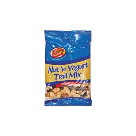 KAR NUT PRODUCTS COMPANY Kars, Nut n Yogurt Trail Mix 48/2oz. Case