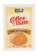 CoffeeMate Creamer, (CoffeeMate) Packets 1000ct. Case