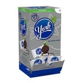 HERSHEY FOODS York Peppermint Patties, 175ct Changemaker Box