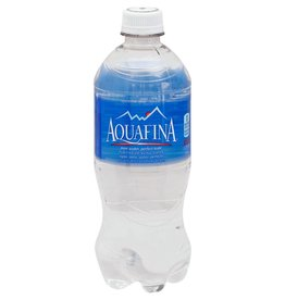 PEPSI COLA CORP Water, Aquafina Water 24/20oz. Case