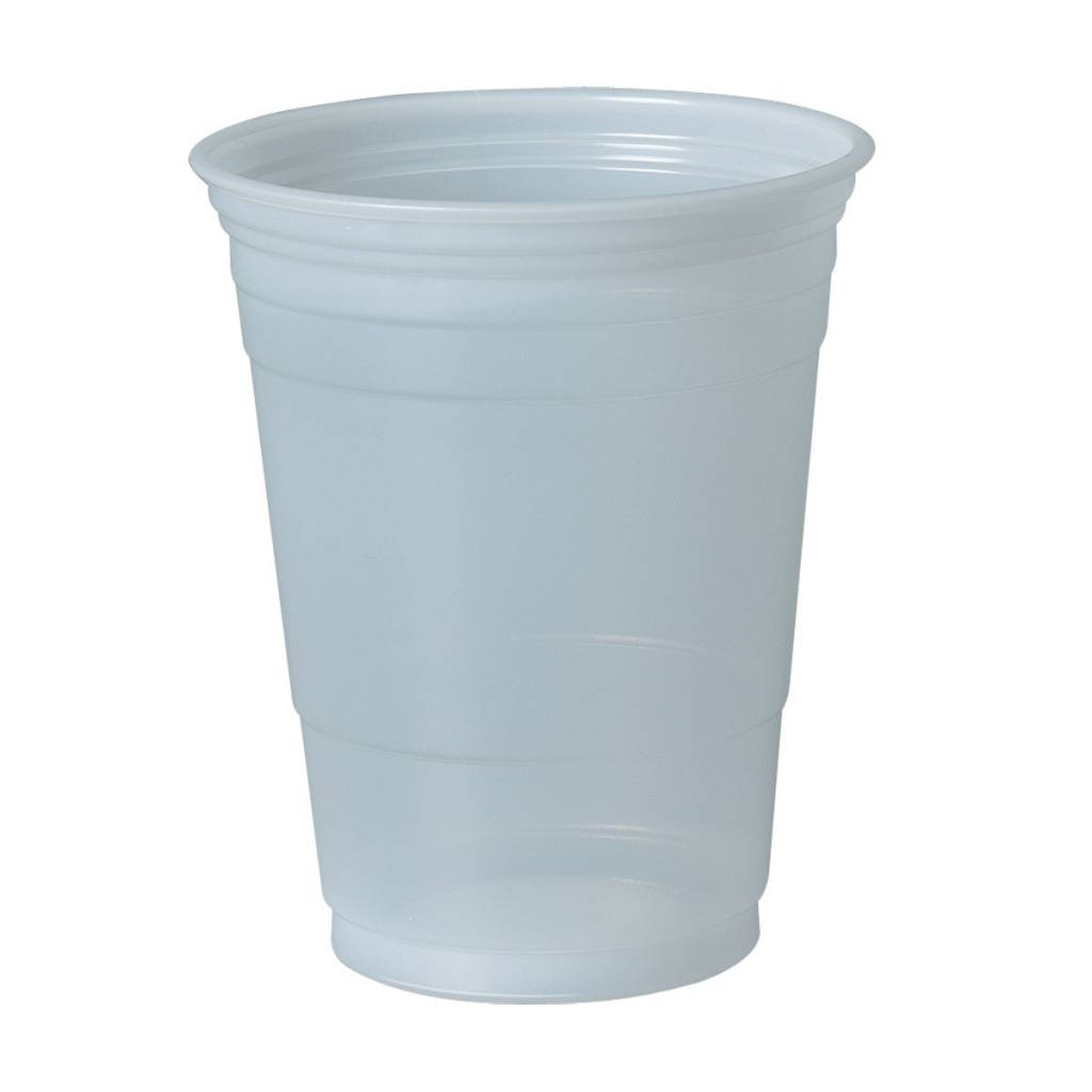 Dart Container Cups, Dart 16oz Party Cup P16 20/50ct Case