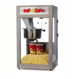 Gold Medal Products Co Popcorn Machine, Super Pop Maxx 16oz. popper
