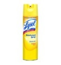Lysol Lysol Disinfectant Spray, Origianl Scent 19oz. Can