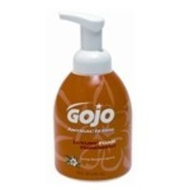 GOJO Industries Hand Soap, Gojo Luxury Antibacterial Pump Soap 4/535ml.