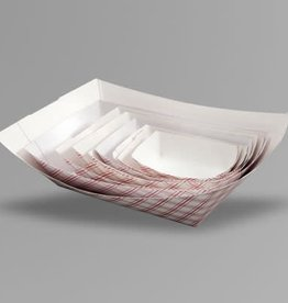 Empress Food Tray, Empress 5lb. Paper 250ct. Sleeve
