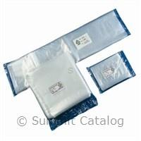 Elkay Plastics Bag, Clear Poly Bag, 8x4x15, 1,000ct. Case