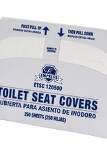Empress Toilet Seat Cover, Empress 250ct. Box