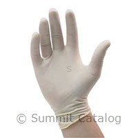 PRIME SOURCE Gloves, P/S Powdered Latex Large 10/100ct. Case