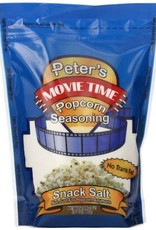 Peter's Popcorn Seasoning, Peter's Movie Time Snack Salt 35oz Bag