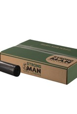 Strong Man Can Liner, Strong Man 33 Gal. (1.5mil.) 33x39 Black 100ct. Case