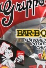 BREAKTIME DISTRIBUTING Grippos BBQ Chips Bag 1.5oz