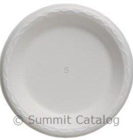 """Genpak Plates, 7"""" Genpak Foam 8/125ct. Case"""