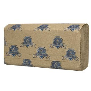Empress Singlefold Towel, Empress Natural 16/250ct. Case