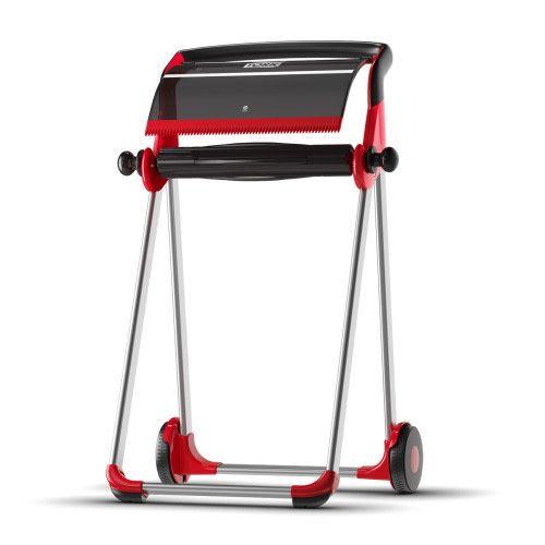 TORK Floor Stand, Tork Red/Smoke W1
