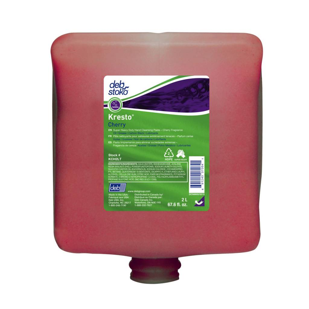 Hand Soap, Deb Stoko Kresto Cherry  4/2L