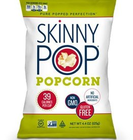 SKINNYPOP POPCORN LLC Skinny Pop, Original Popcorn 6/1oz