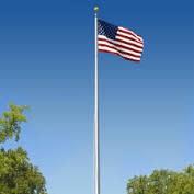 Flag Pole, 25' 1 Piece