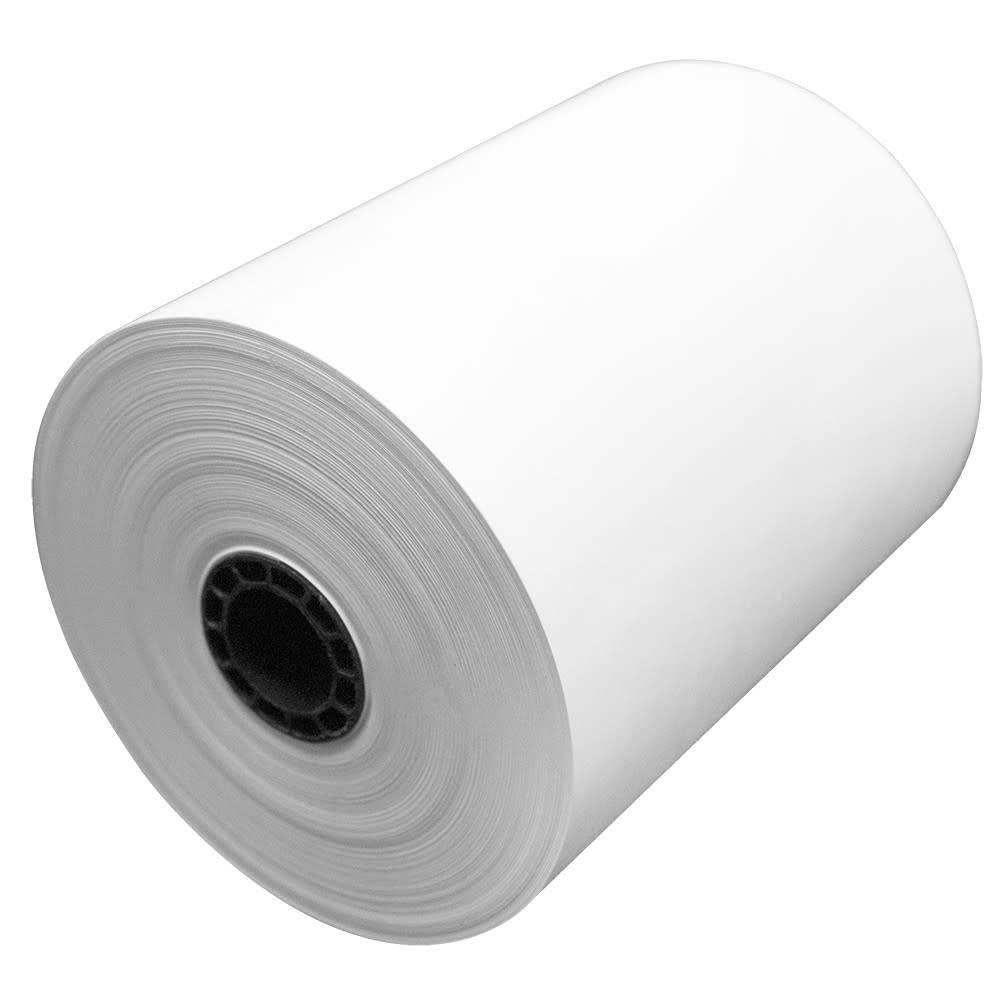 "Lollicup Thermal Paper, Karat 3-1/8""x220' Register Tape 50ct. Case"