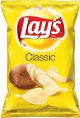 FRITO LAY Bulk Chips, Lays Regular 6/1lb Case
