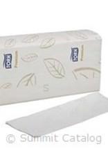 """TORK Multi-Fold Towel, Tork Z-Fold Xpress Premium 10-9/10""""x9-1/10"""" 16/135ct"""