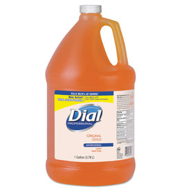 Reliable Hand Soap, Dial Gold Liquid Soap 4/1Gal. Case