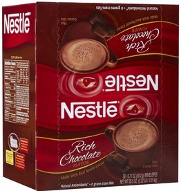 NESTLE USA INC Hot Chocolate, Nestle Hot Cocoa Mix 6/50ct. Case