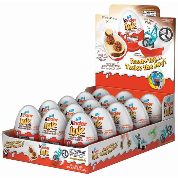 Kinder Joy 15ct