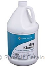 PRIME SOURCE Disinfectant,P/S Mint Clear Cleaner 4/1gal.