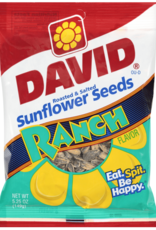 CONAGRA GILARDI Sunflower Seeds, David's Ranch 5.25oz